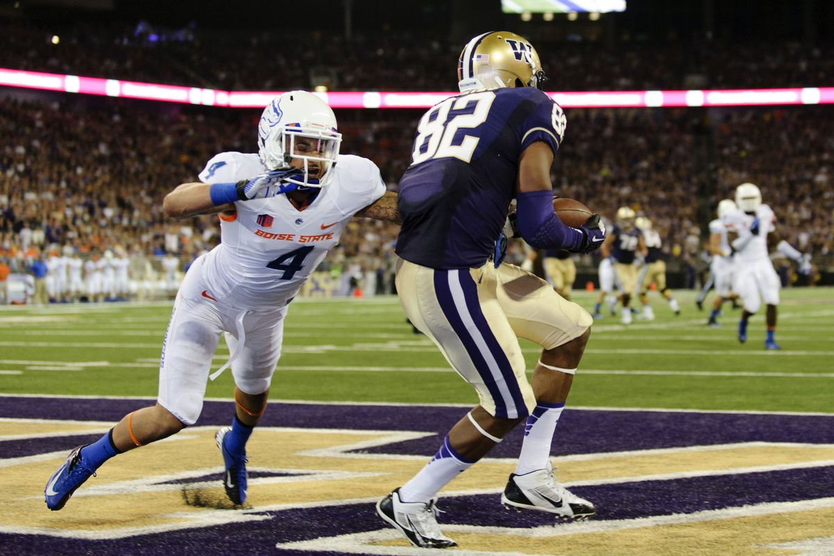 """Josh Perkins - part of a """"Good"""" group of TE's according to Ted Miller"""