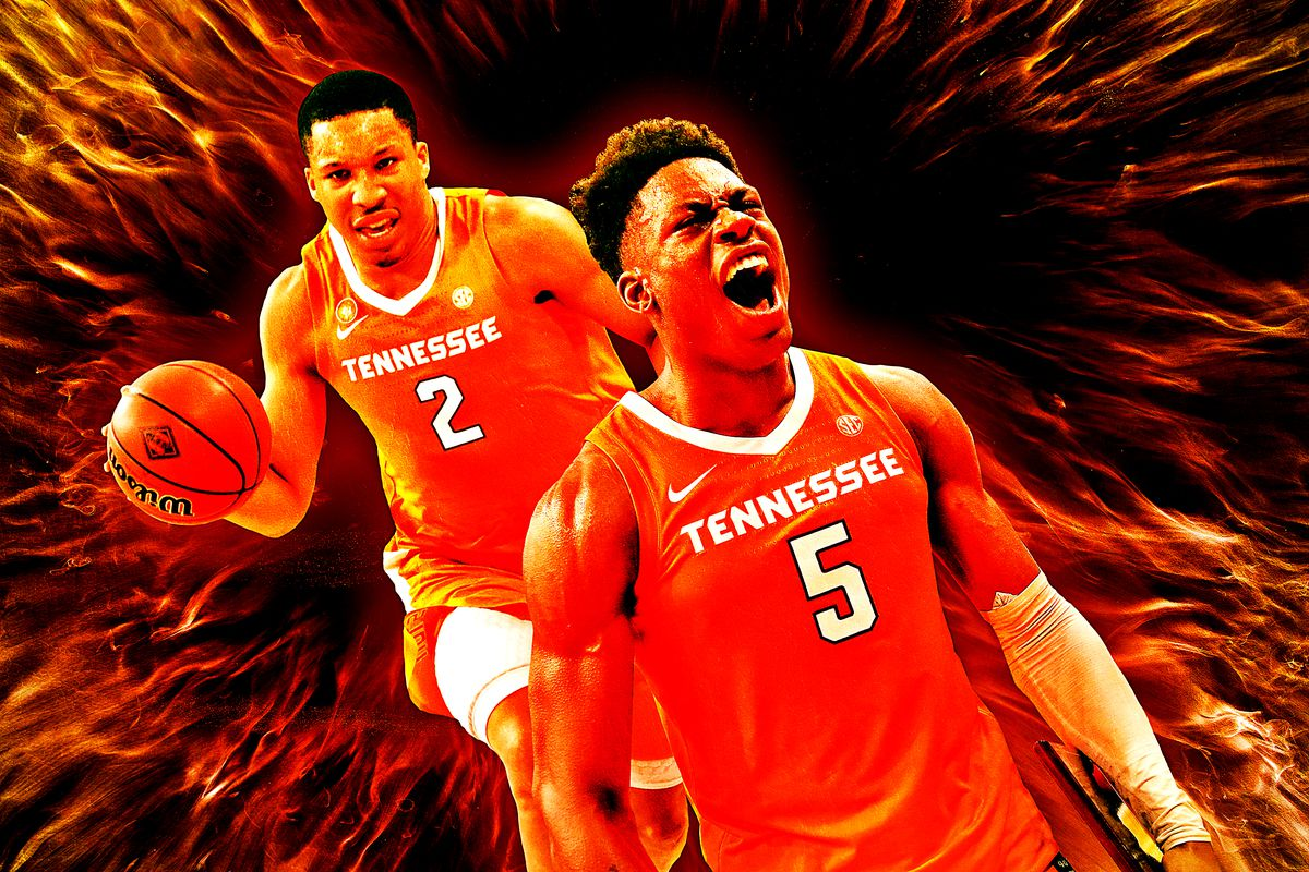Tennessees Admiral Schofield And Grant Williams Are A