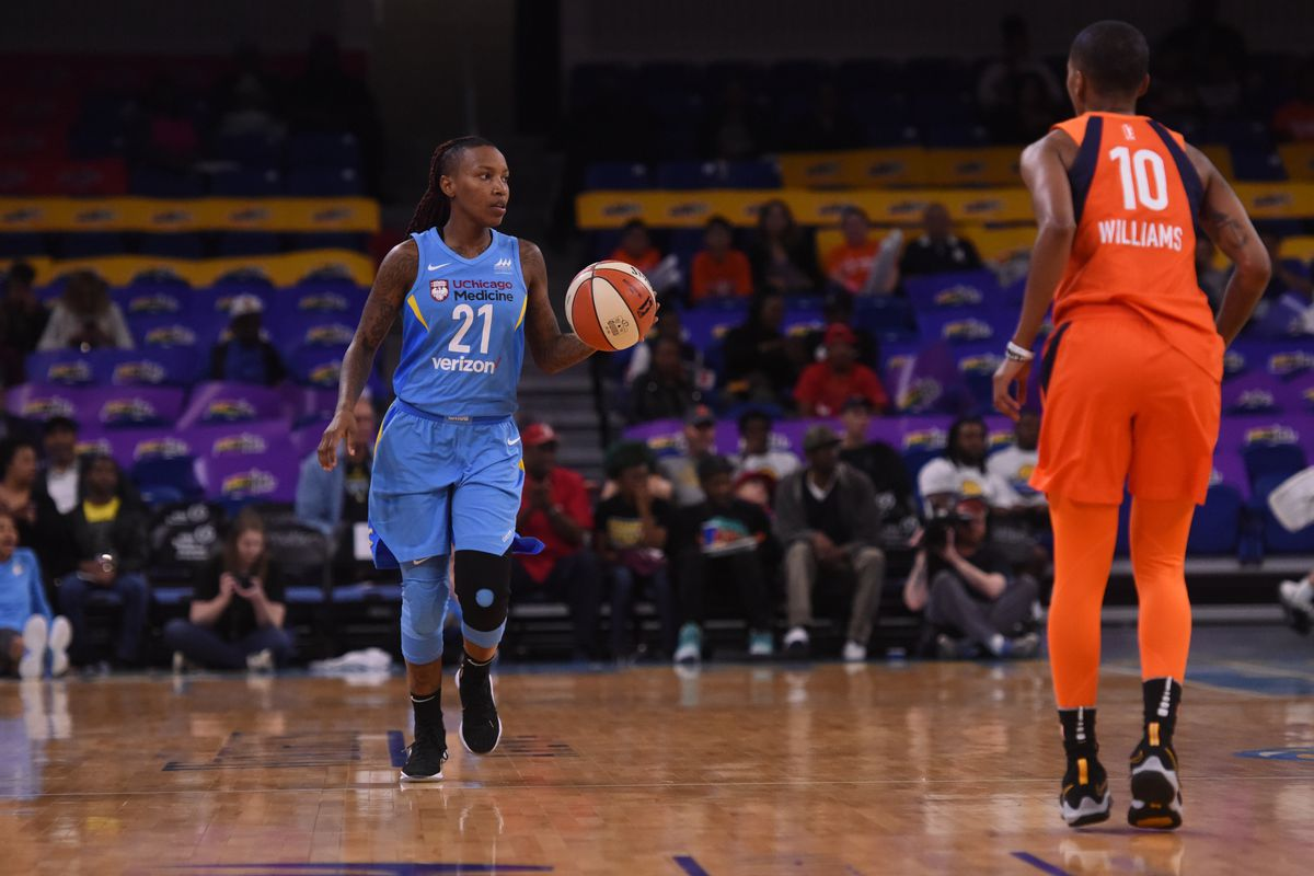 Sky guard Jamierra Faulkner expects to be out for at least another month