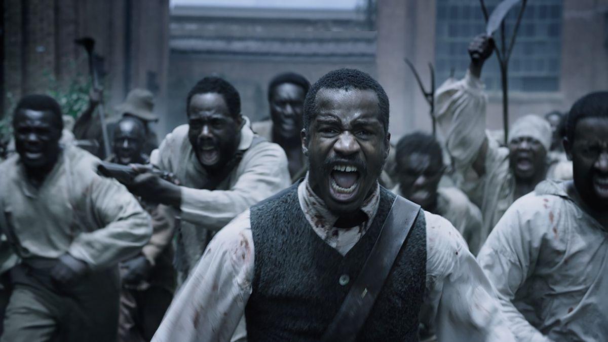 Nat Turner leads the rebellion.
