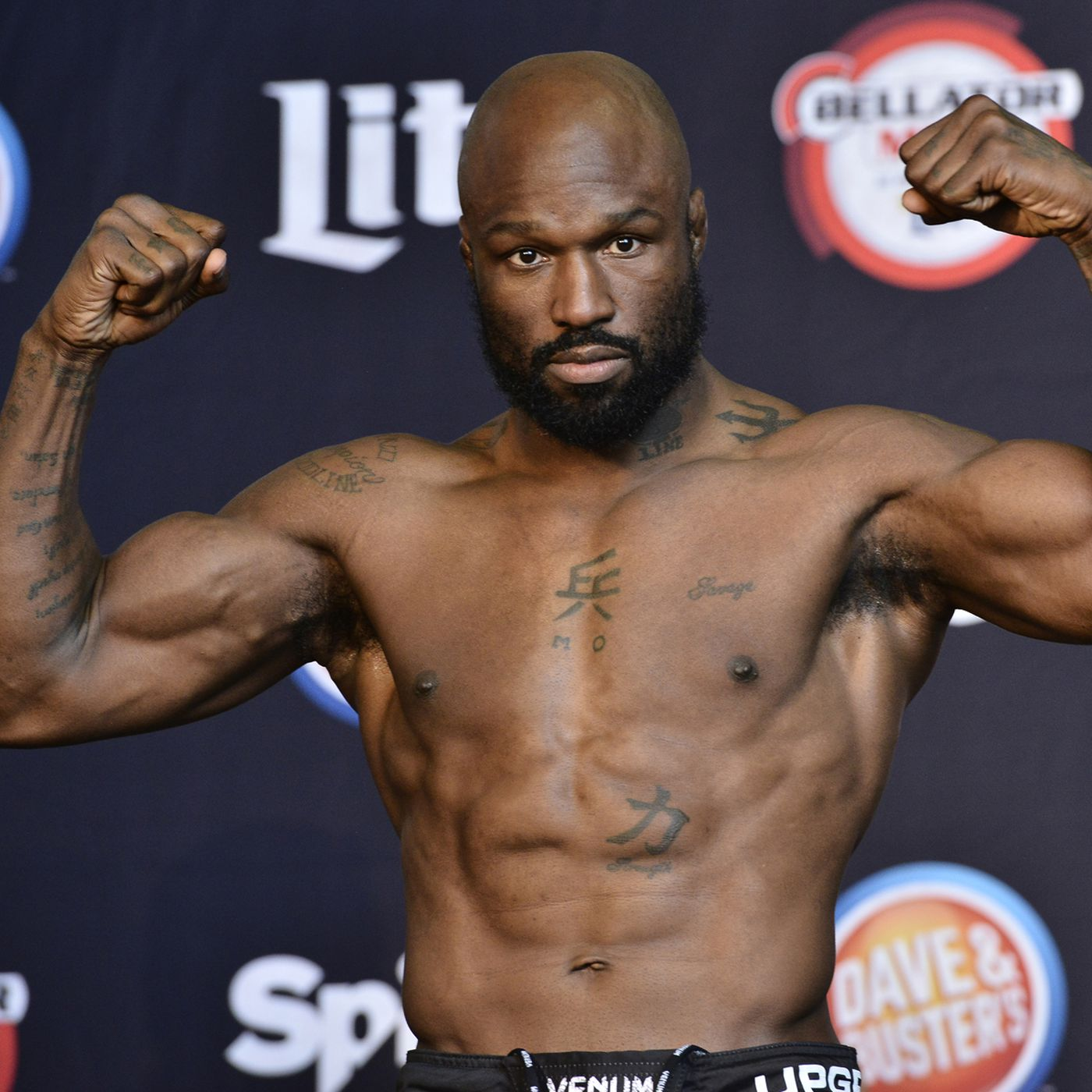 Bellator 199: Ryan Bader? Fedor? King Mo just wants to 'whup some ass' in  San Jose - MMAmania.com