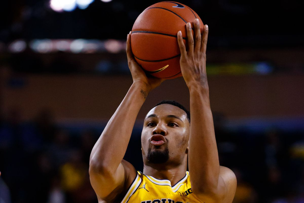NCAA Basketball: Virginia Tech at Michigan
