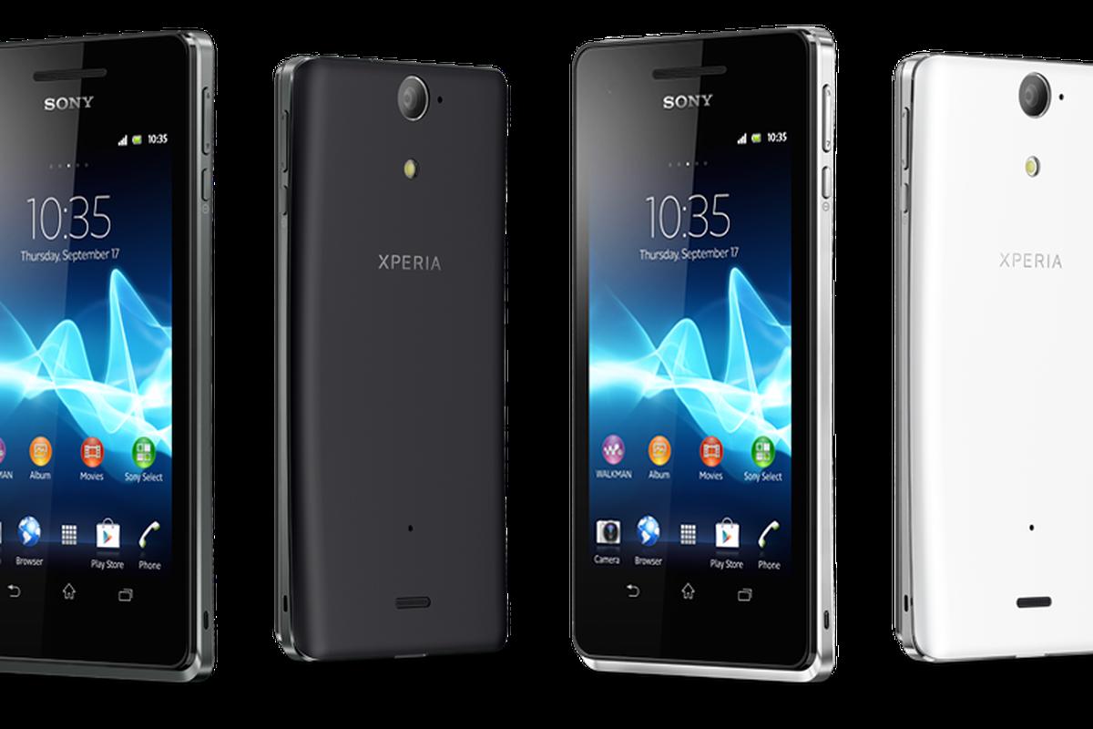 Sony Xperia V Press image