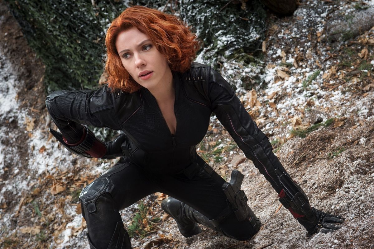 Marvel Is Finally Giving Black Widow Her Own Movie The Verge