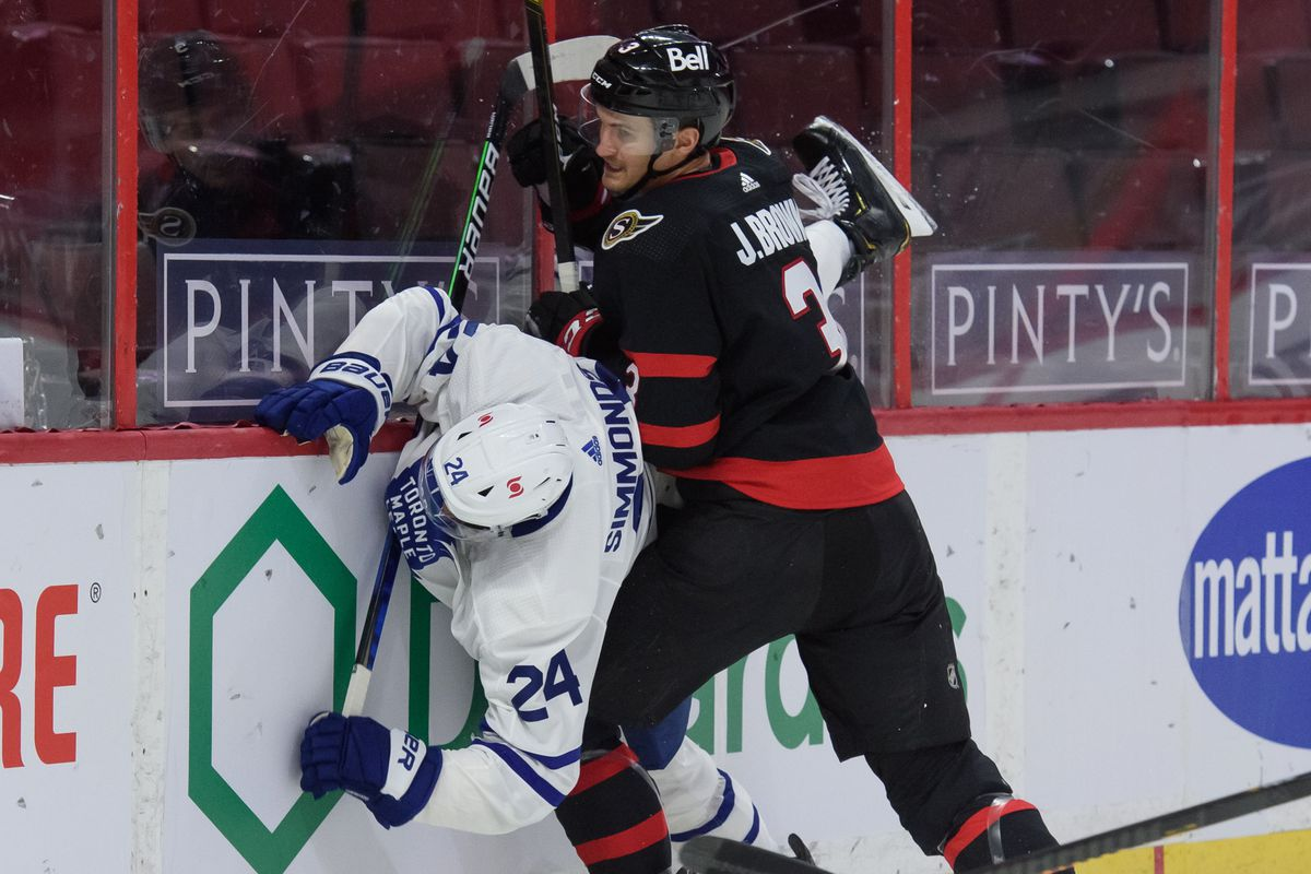 Toronto Maple Leafs v Ottawa Senators