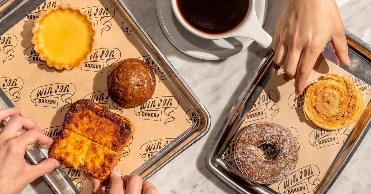 Inside Win Son Bakery, Williamsburg's Offbeat New Taiwanese-Centered Cafe