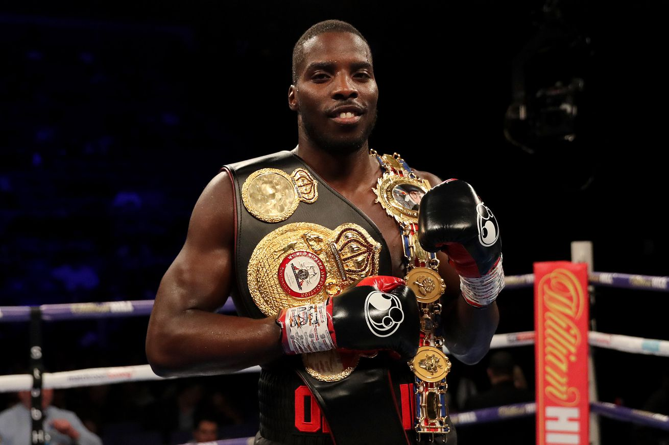 1126975934.jpg.0 - Okolie: Camacho is a practice fight for me