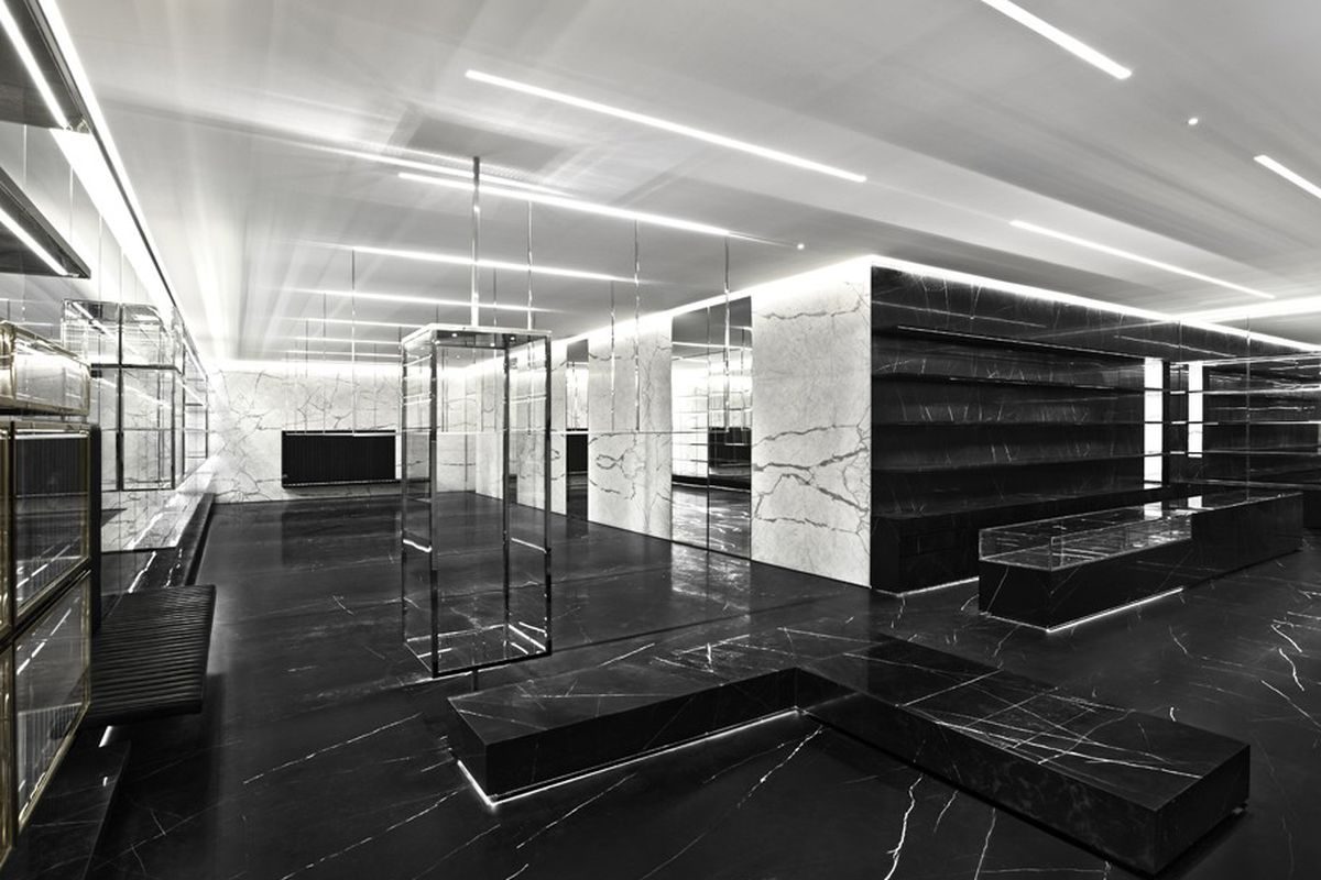 5312b1d90b69f Here's What the Soho Saint Laurent Store Will Probably Look Like ...