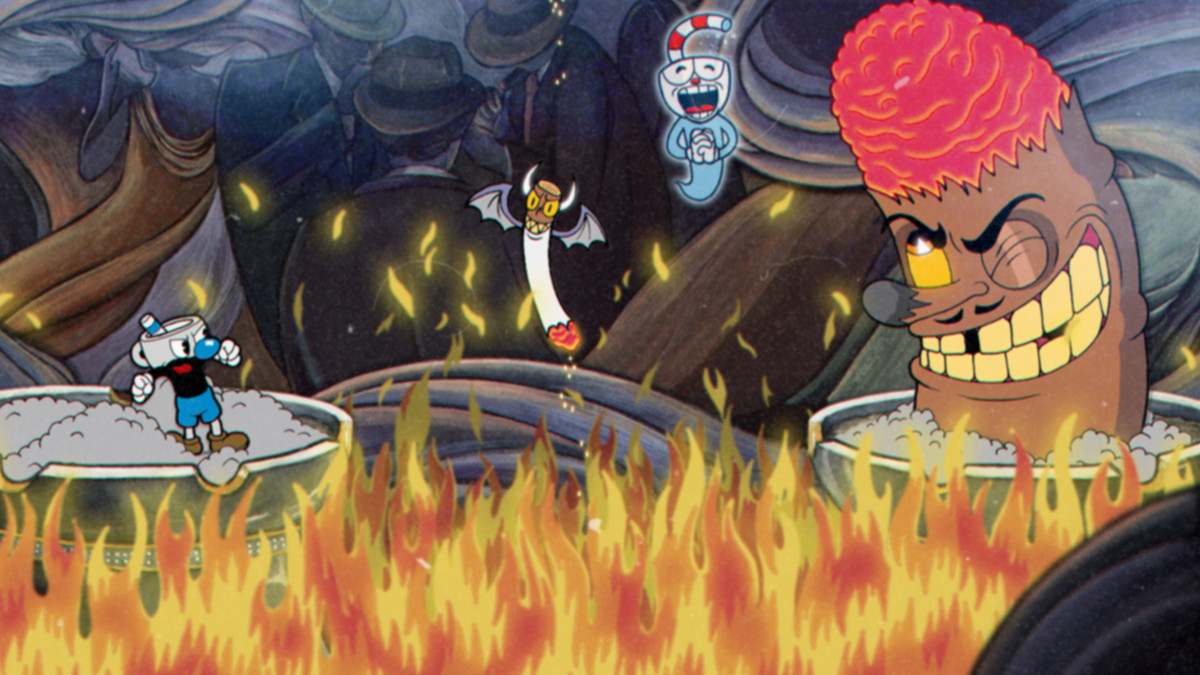 Cuphead Launches This Friday On Both Xbox One And PC Its A Game That Combines Two Particularly Old School Inspirations