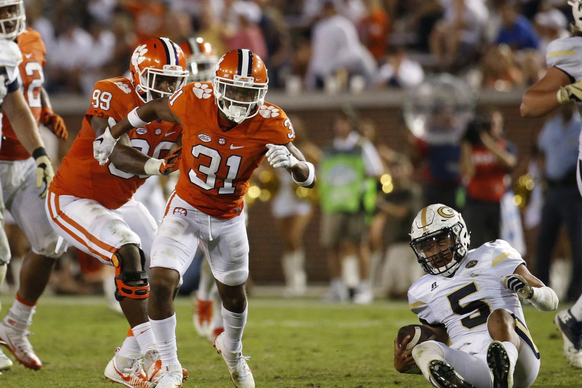 Clemson Tigers Vs Georgia Tech Yellow Jackets Football Preview And Blogger Q A Shakin The Southland
