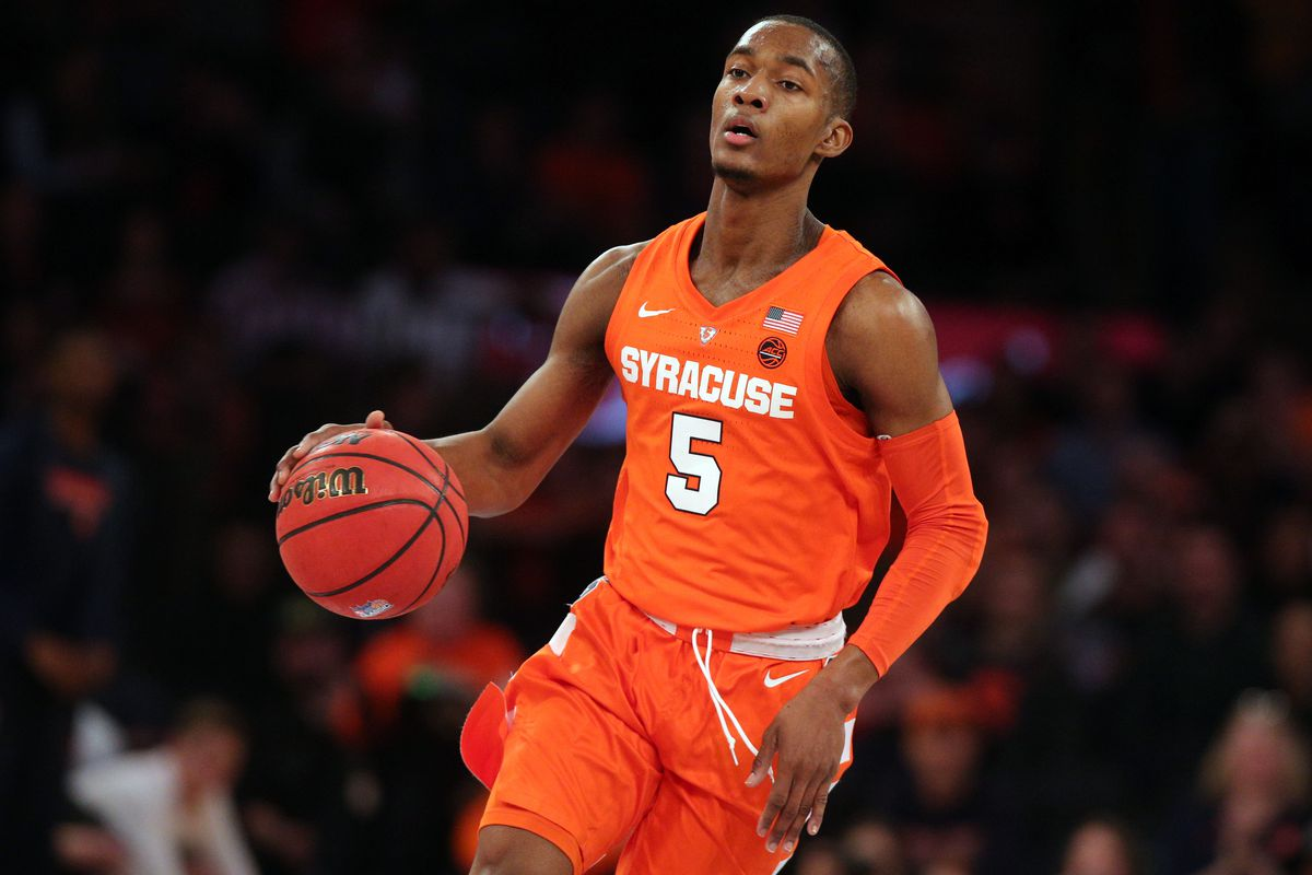 NCAA Basketball: Empire Classic-Syracuse vs Oregon