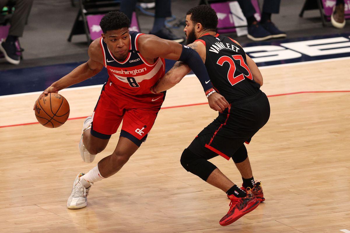 Toronto Raptors v Washington Wizards