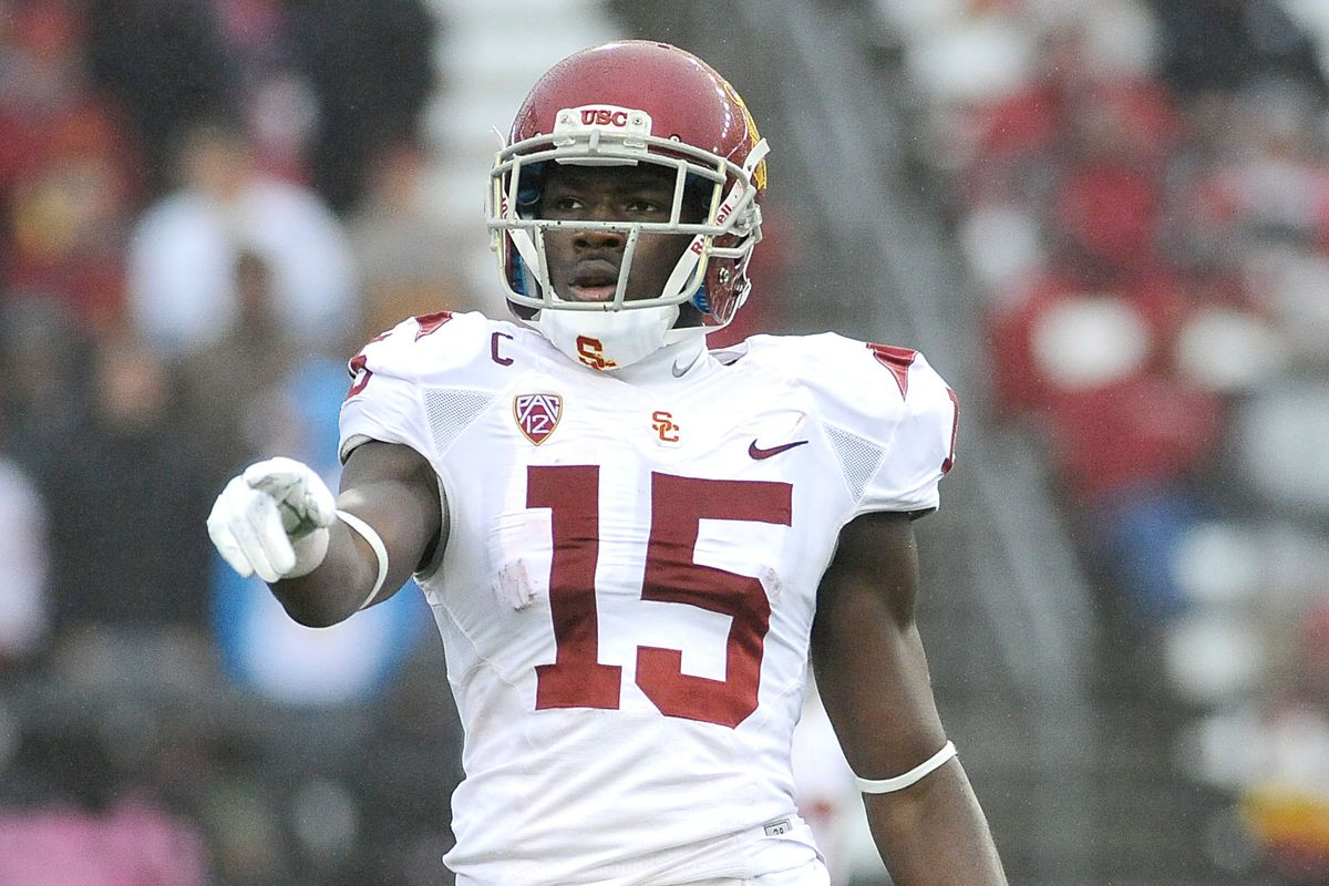 huge discount 3a716 599cb NFL Draft 2015: Nelson Agholor will visit the Eagles ...