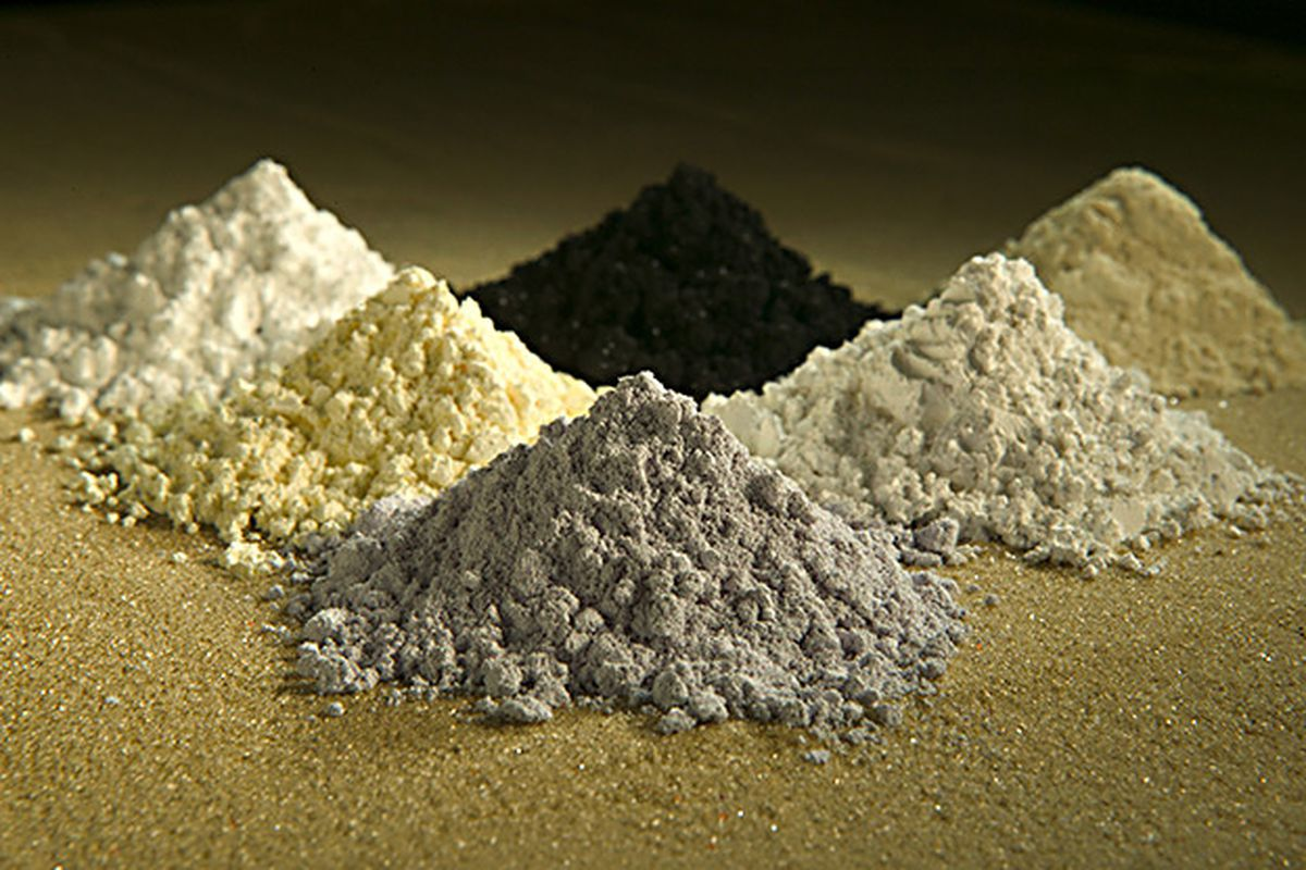 Rare Earth Minearls