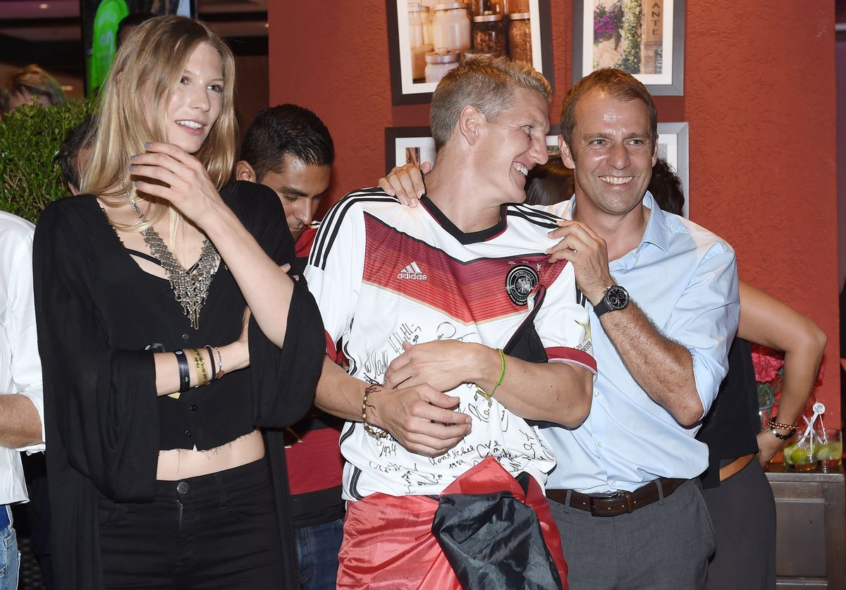 Germany Team Celebrates After Winning The 2014 FIFA World Cup