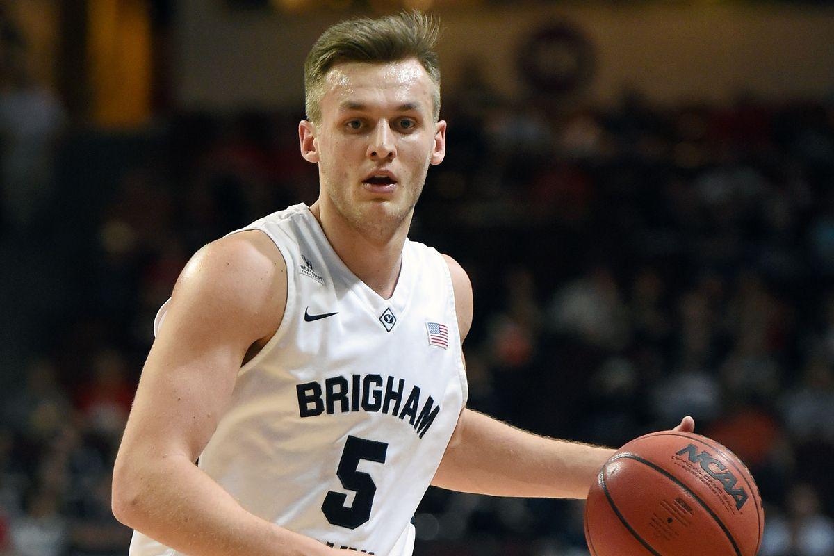 BYU's Kyle Collinsworth is a preseason all-America candidate.