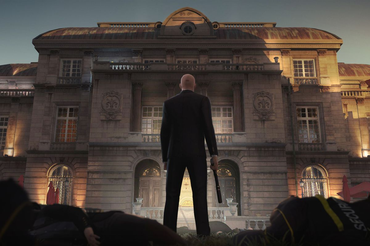 Warner Bros will (probably) publish the next Hitman game