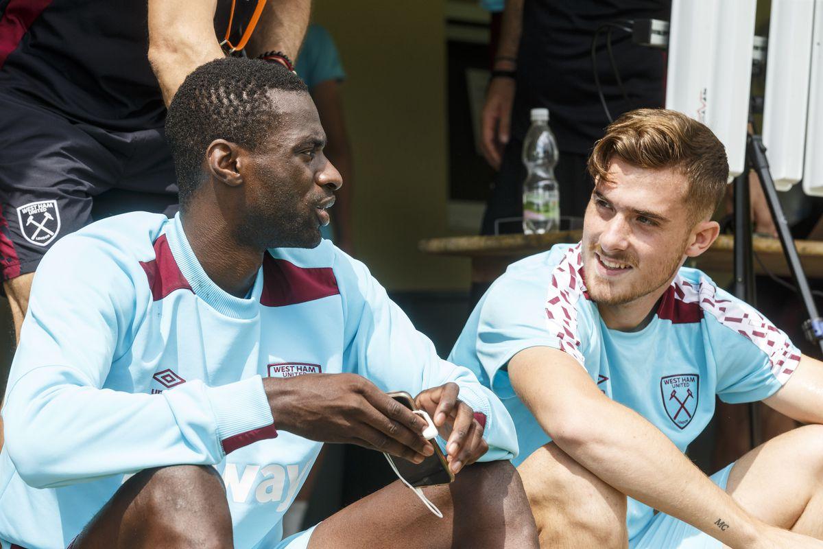 West Ham United - Training Session