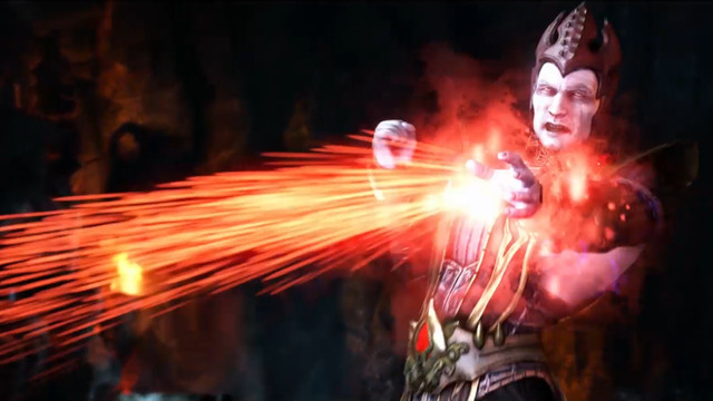 Watch the first 30 minutes of Mortal Kombat X