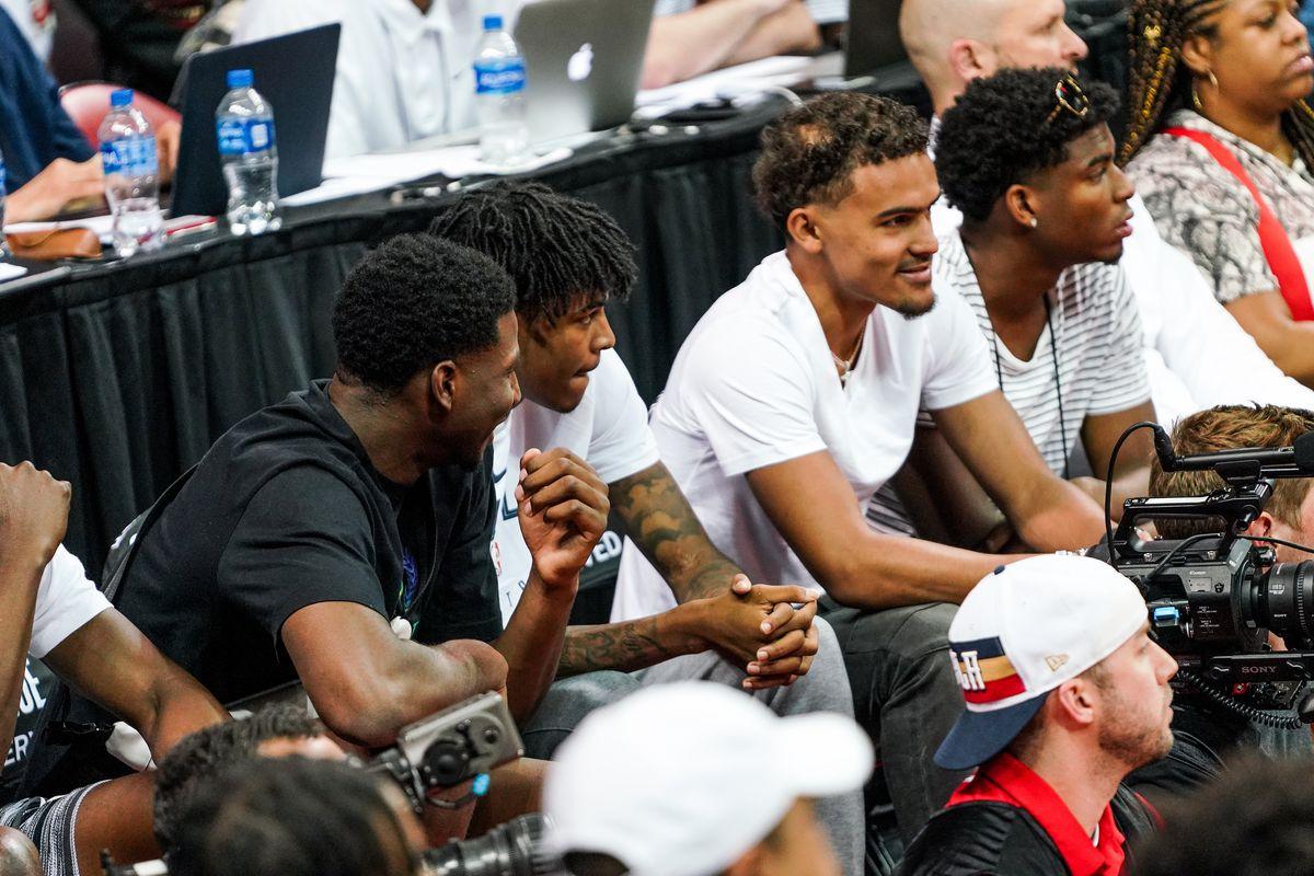 2019 Las Vegas Summer League - Day 1