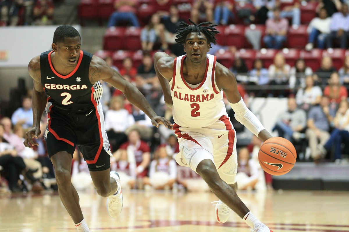 Oats Hints At Alabama Basketball 2019 2020 Schedule Roll