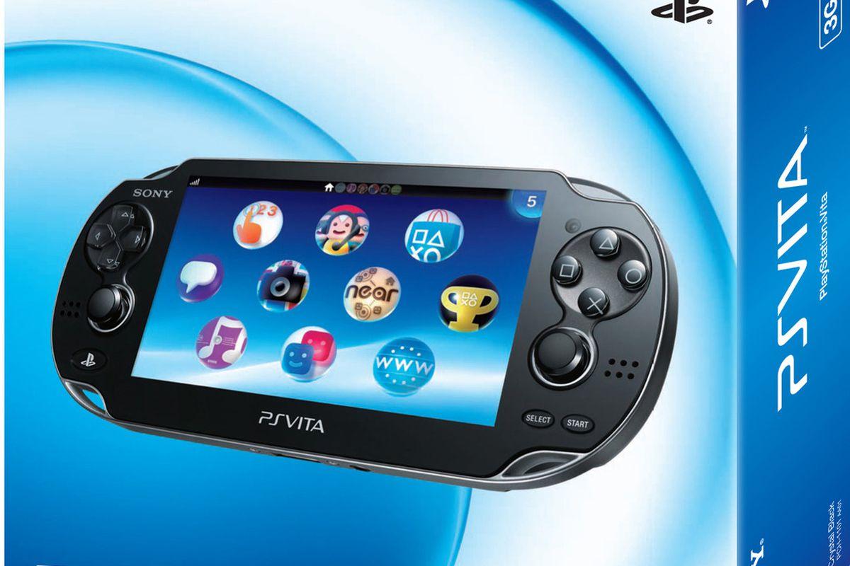 PlayStation Vita box art