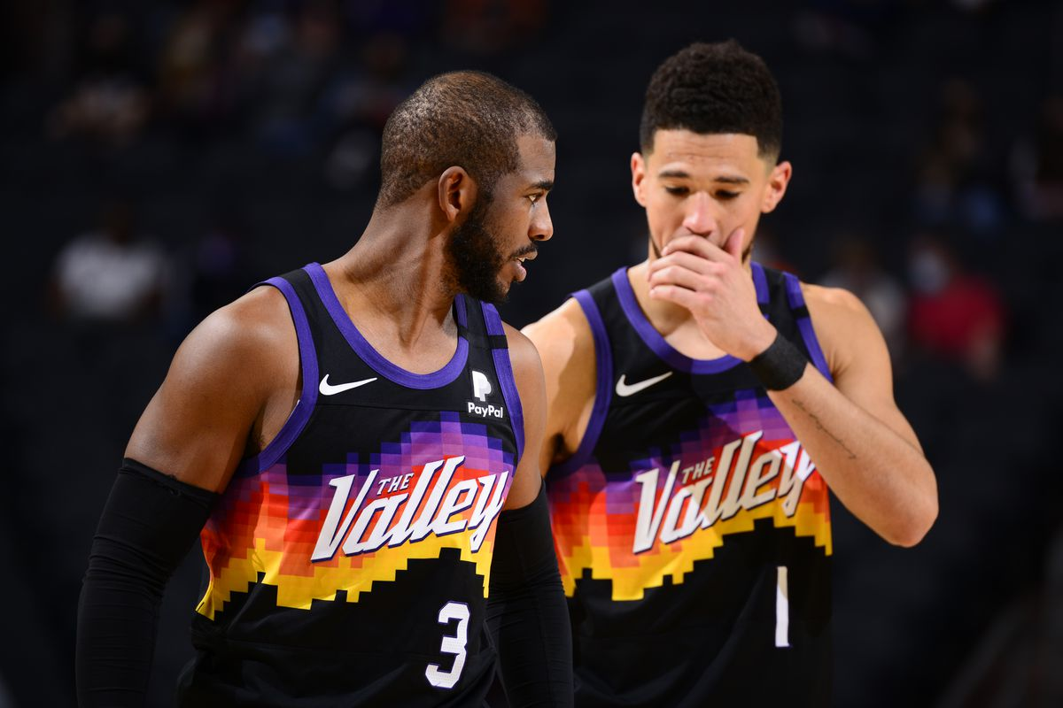 Phoenix Suns Playoff Race: Controlling their own destiny - Bright Side Of  The Sun