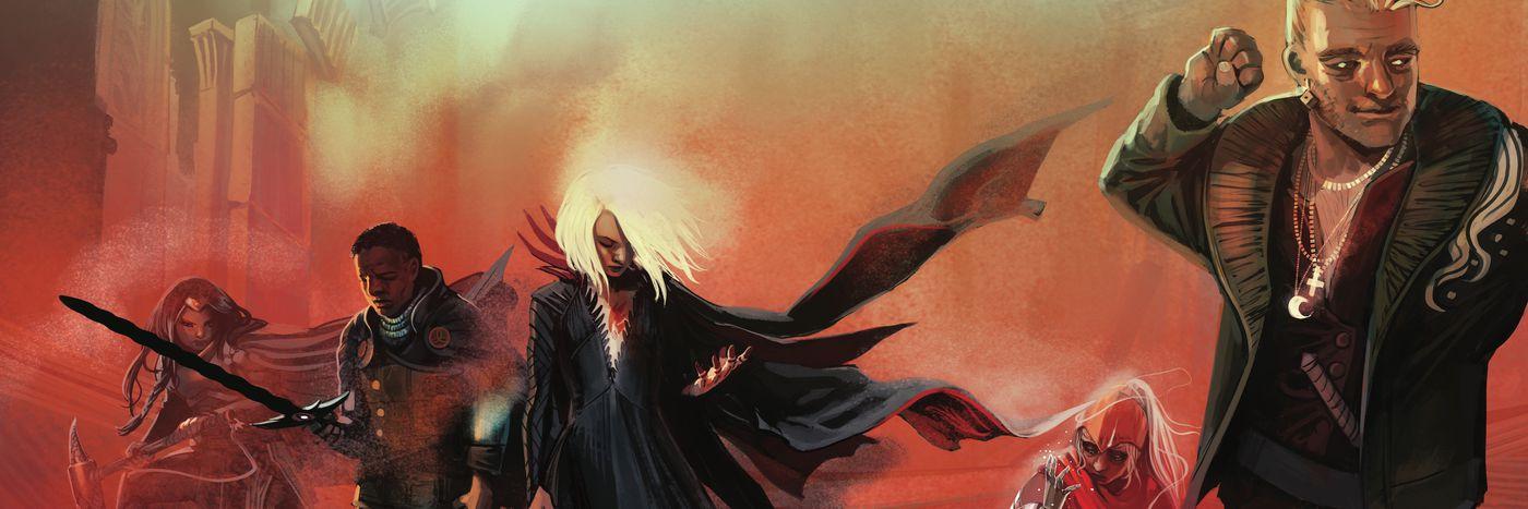 Best comics of 2018: Batman, Black Panther, X-Men and more - Polygon