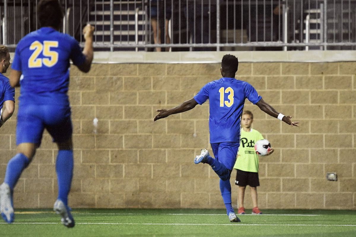 Pitt men's soccer bests Boston College 2-0