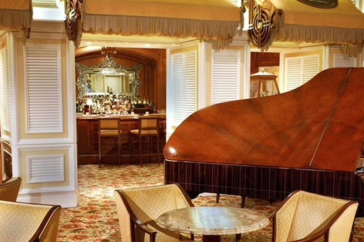 Petrossian Lounge