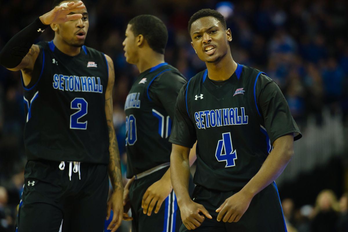 Gibbs led Seton Hall with 24 points and 4 assists.