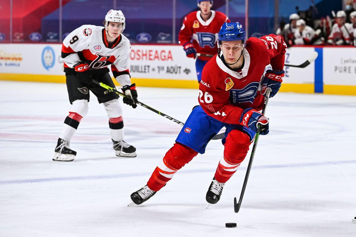 AHL: FEB 12 Belleville Senators at Laval Rocket