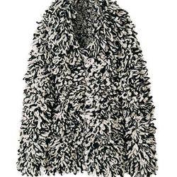 Wool Cardigan, $129