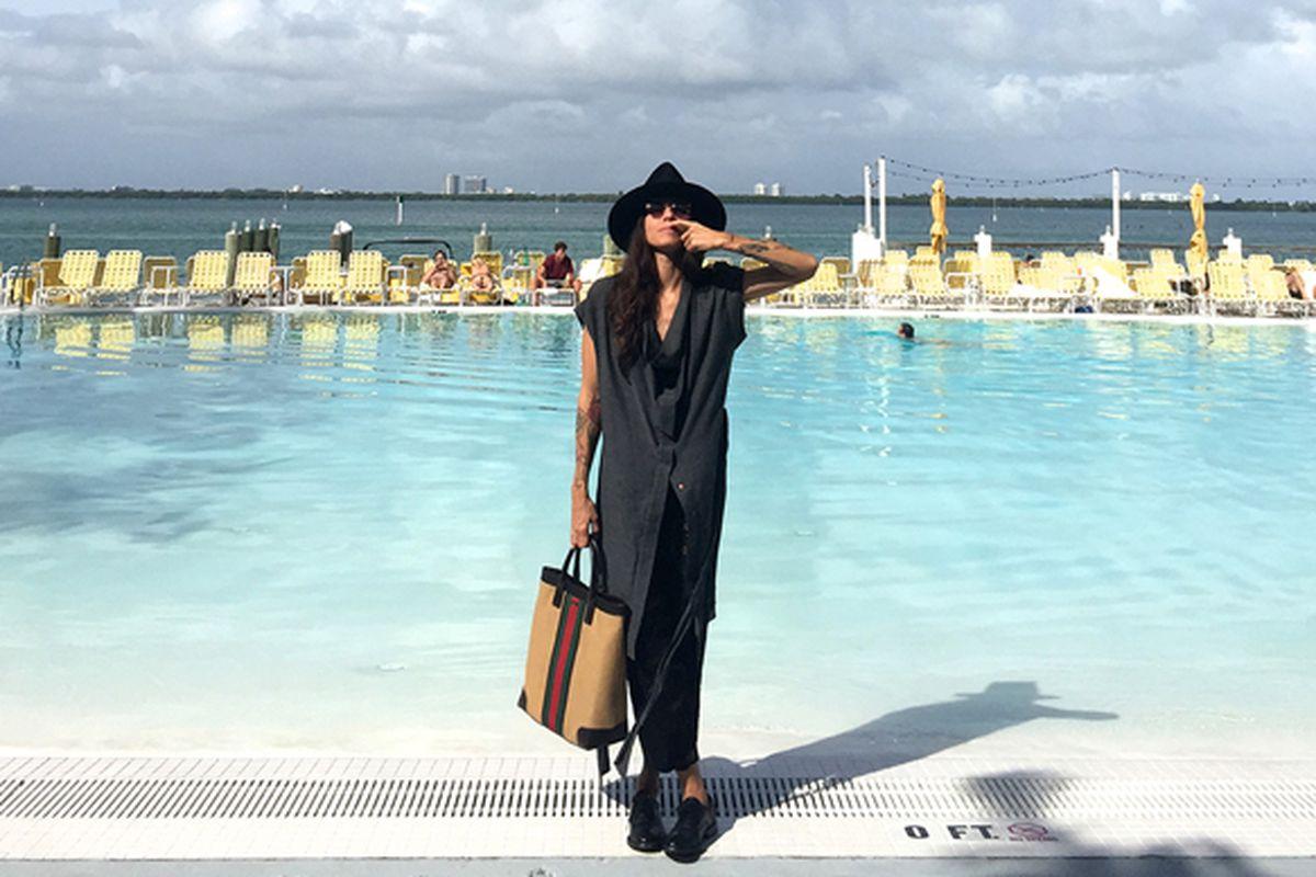 "Image <a href=""http://www.elle.com/fashion/spotlight/tasya-van-ree-art-basel-miami#slide-1"">via</a>"