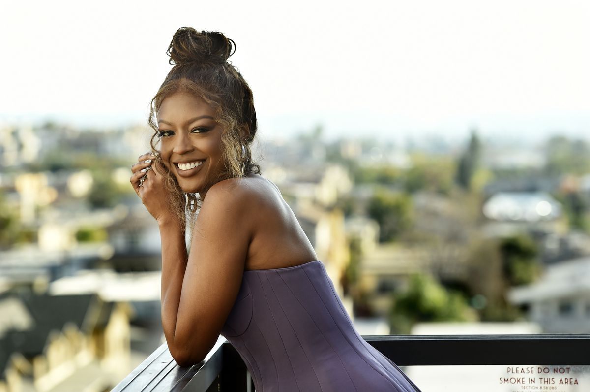 """Javicia Leslie told an interviewer in May that she wanted to play a superhero. """"The following month, I got the audition. I didn't even know they were looking to cast a new Batwoman."""""""