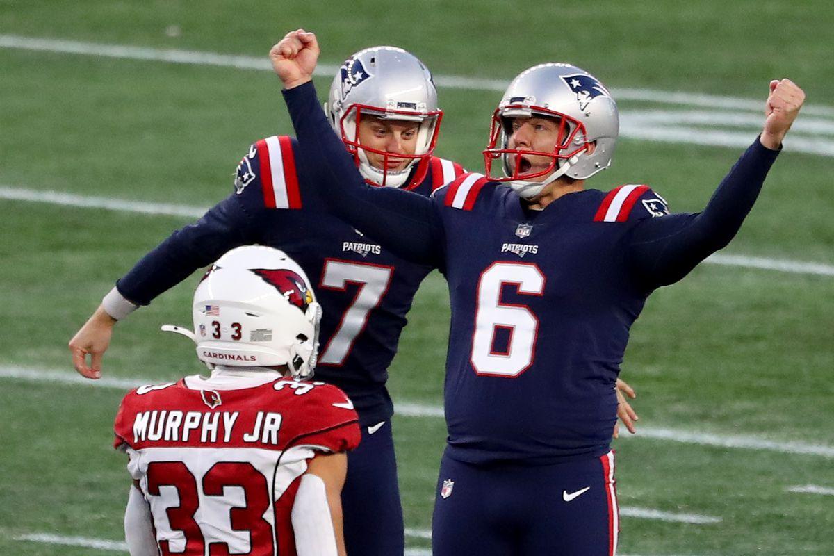 Arizona Cardinals v New England Patriots