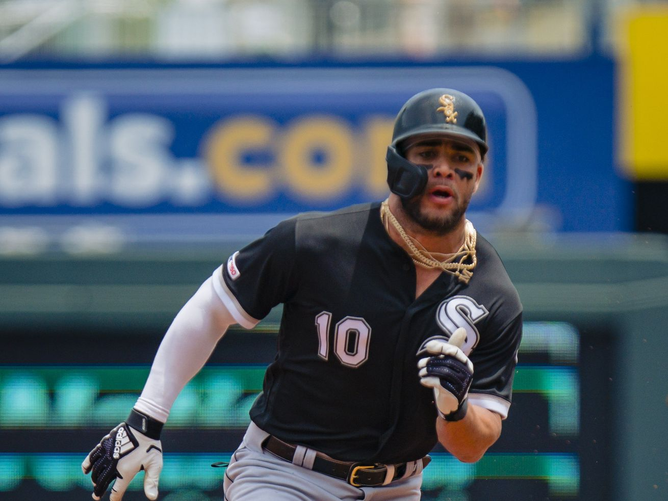White Sox third baseman Yoan Moncada, who missed his third consecutive game Friday with back tightness, is hitting .295 with 12 home runs, 39 RBI and five stolen bases.