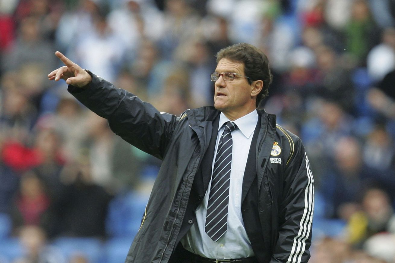 Former Real Madrid Coach Fabio Capello: ?Real Madrid have ?500 million for new signings?