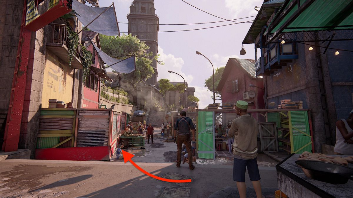 Uncharted 4: A Thief's End 'Hidden in Plain Sight' treasures and collectibles locations guide