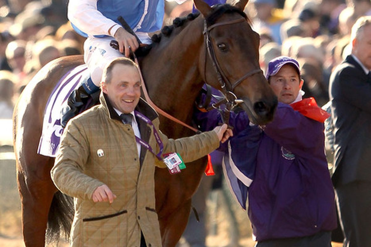 It's been a down year for Goldikova (IRE), but she'll still be a handful in the Breeders' Cup Mile at Churchill Downs.