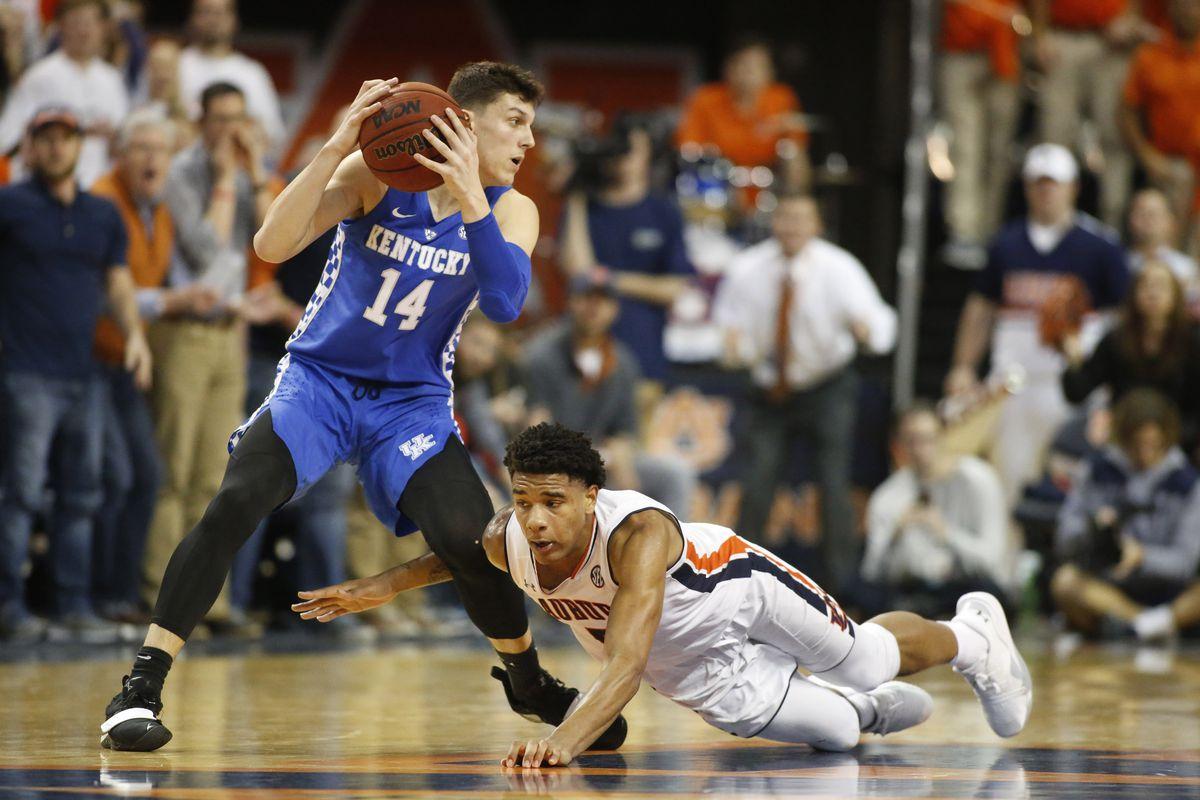 Kentucky Wildcats Vs Auburn Basketball 2019 Start Time: Kentucky Wildcats Basketball Vs Auburn Tigers 2019