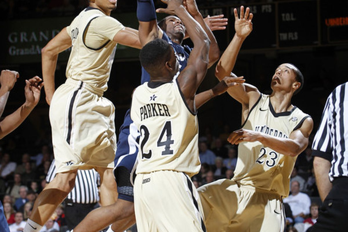 Awesome, swarming guard defense is what the Commodores will need against Indiana State's small-ball lineup.