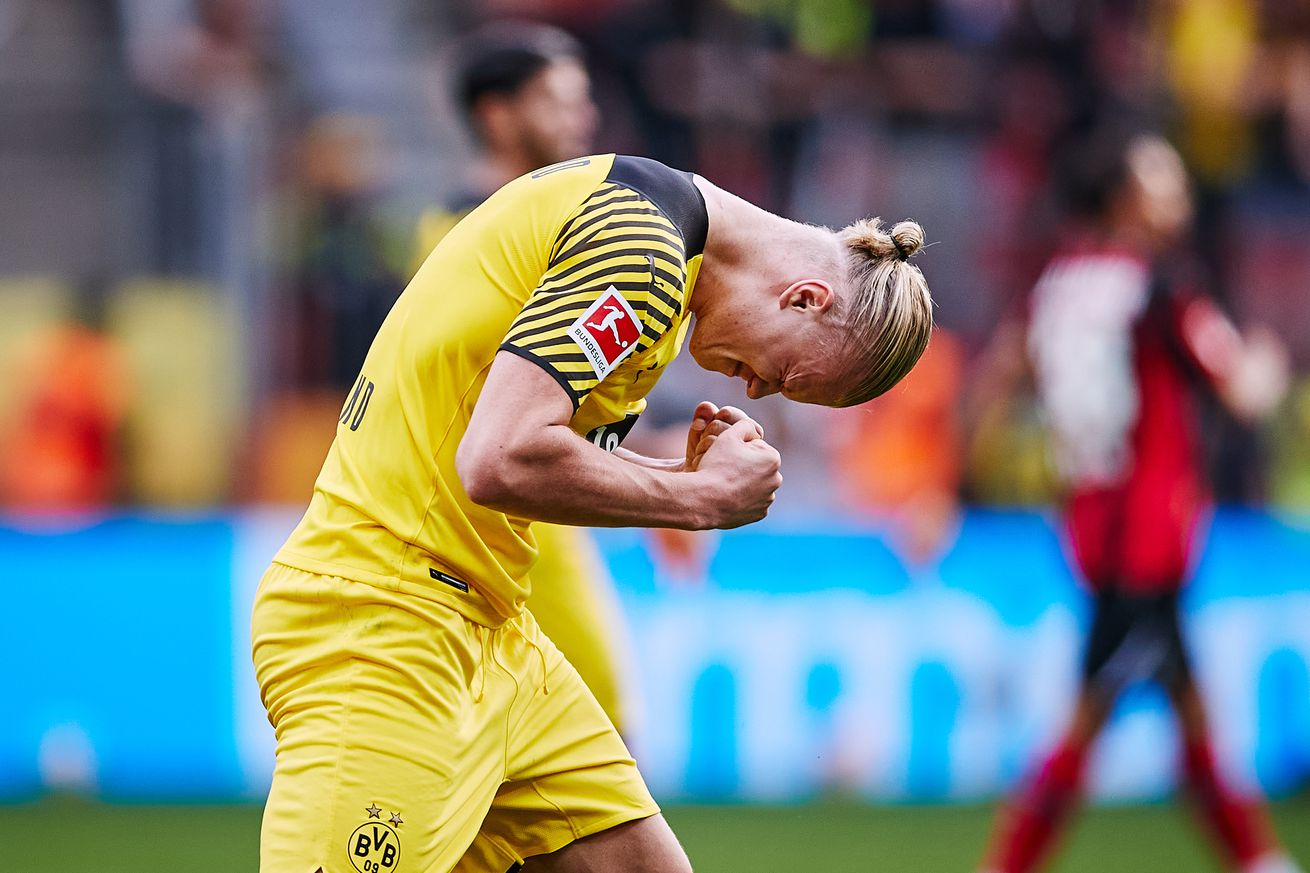 Three Observations From 90 Minutes of Insanity Between Leverkusen and BVB