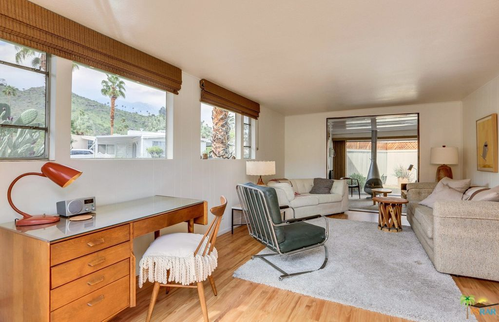 Darling '50s trailer home in Palm Springs can be yours for ...
