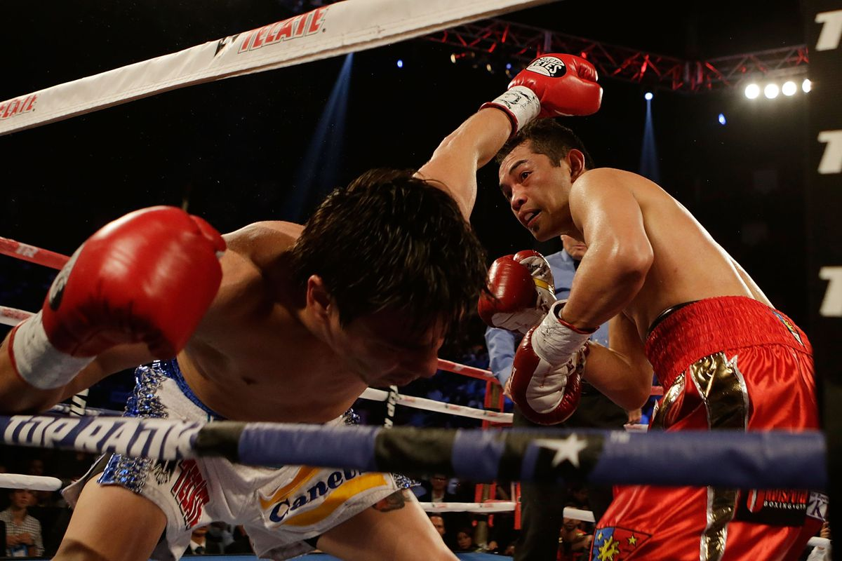 Donaire Vs Arce Results Nonito Stops Arce In Third Round Of Lopsided Bout Bad Left Hook
