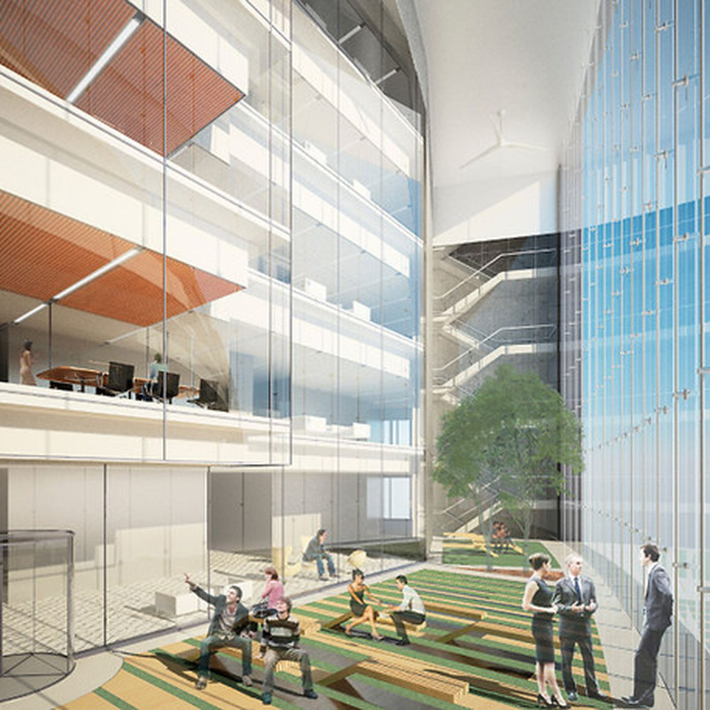 PNC Bank building a \'breathing\' skyscraper for its new Pittsburgh ...