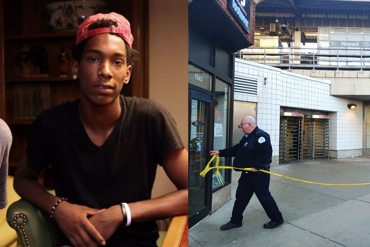Macksantino Webb: Man shot dead in Red Line station moved to Rogers Park to escape South Side gun violence