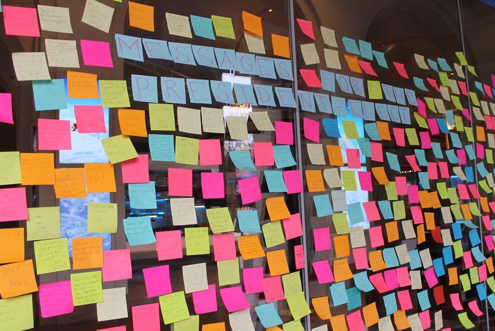 NY HIstory Sticky Notes