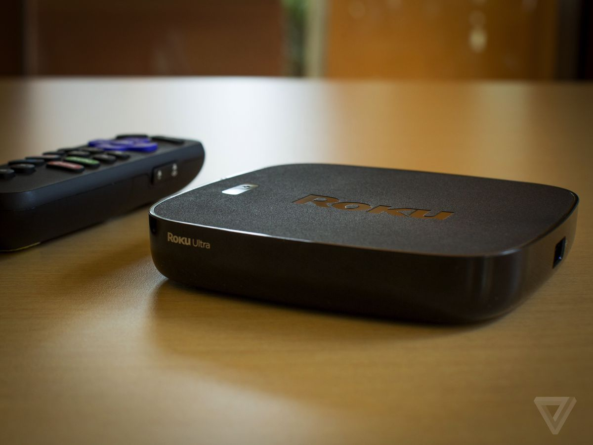 how to set up roku ultra