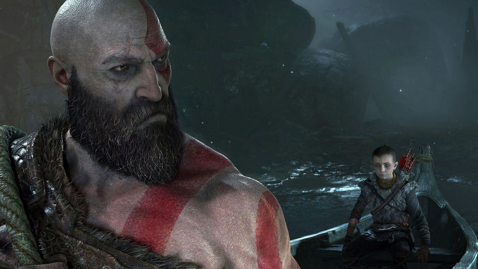 Yeni God of War'da, oynadığımız bölümlere geri dönebileceğiz.
